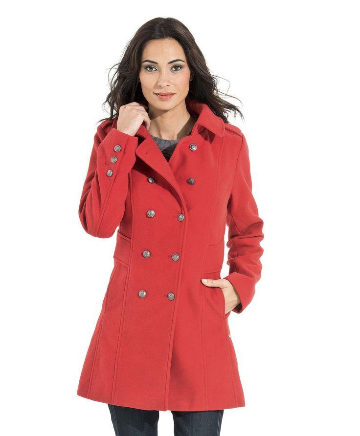 Les 25 meilleures id es concernant manteau femme orange sur pinterest k way manteau femme - Manteau coupe masculine pour femme ...