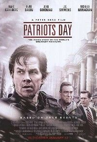 Patriots Day Tragedy strikes on April 15, 2013, when two bombs explode during the Boston Marathon. After the event, Boston Police Sergeant Tommy Saunders joins  courageous survivors to hunt down the suspects.