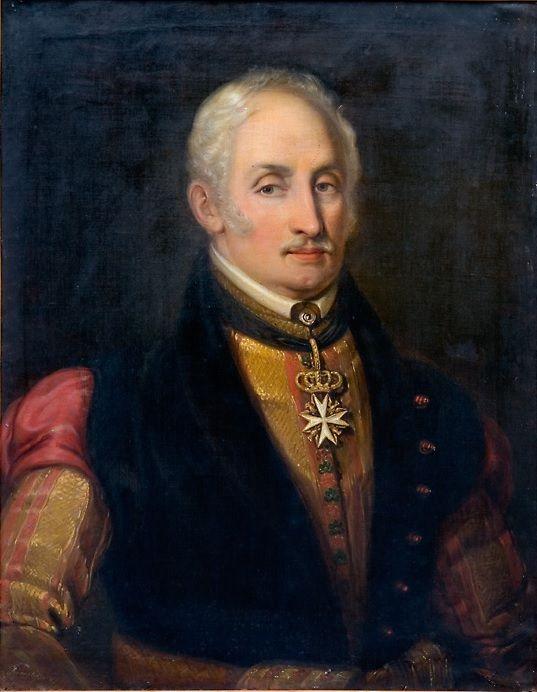 Portret Henryka Lubomirskiego до 1850