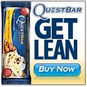 So I went to GNC to check out protein bars -- and the clerk said they could never match the QUEST bars for high protein, low fat, low sugar and excellent price -- Thank you Shelly!! (The World According to Eggface)