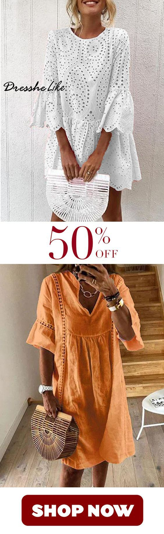 O verão é essencial !!! Vestidos de mulher casual elegante ruffles sem mangas