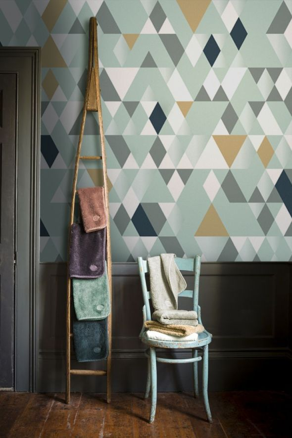 Tektura Launches Bold New Range Of Wallcoverings Design