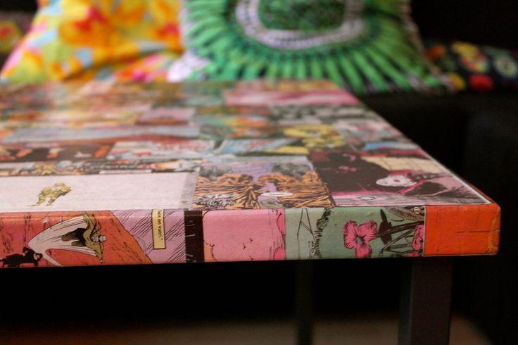 Sohvapöytä DIY / - Ei beigeä   Lily.fi