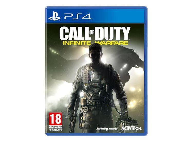 Call of Duty Infinite Warfare Spill til Playstation 4