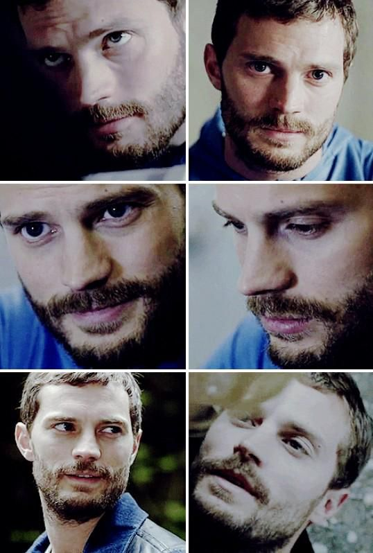 """""""He's not a monster. He's just a man."""" - The Fall - season 2 finale"""