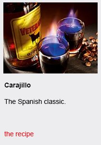 Carajillo - Συνταγές Καφέ