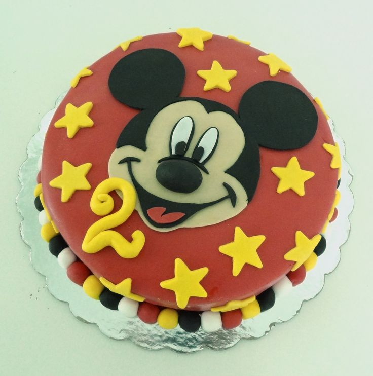 Happy Birthday from Mickey!