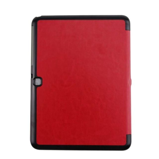 Stand cover case for Samsung Tab 4 10.1 Ultrathin