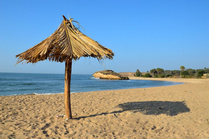 Stunning beaches to relax on in Diu.