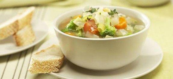 Soupe paysanne - Recettes Cookeo
