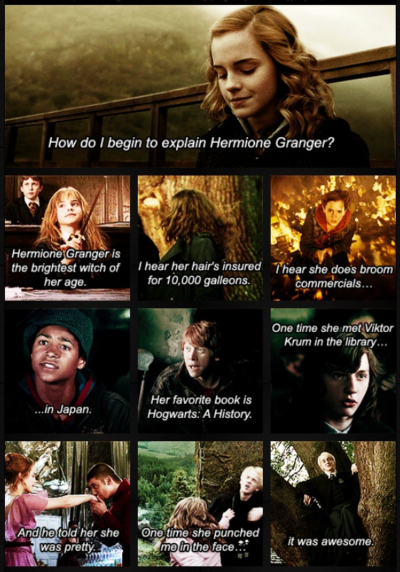 Hermione Granger Memes Funny