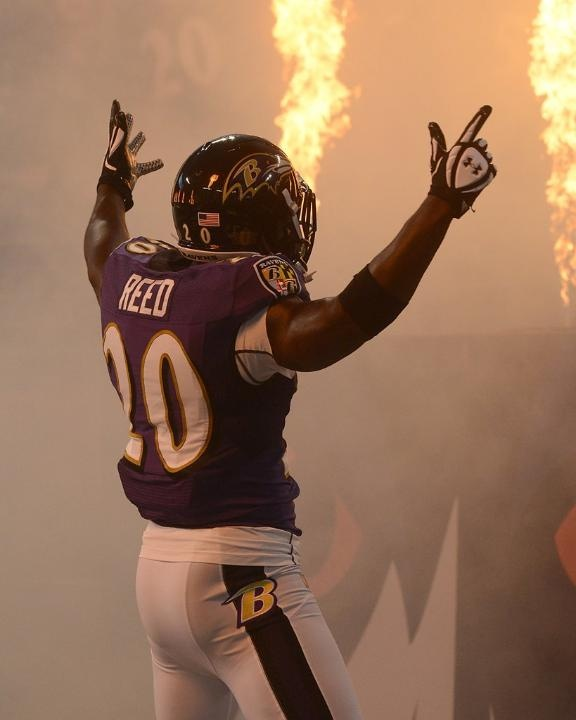 """Ed Reed. My all-time favorite football player. And yes, I dare to say """"The Greatest Safety Ever!"""""""