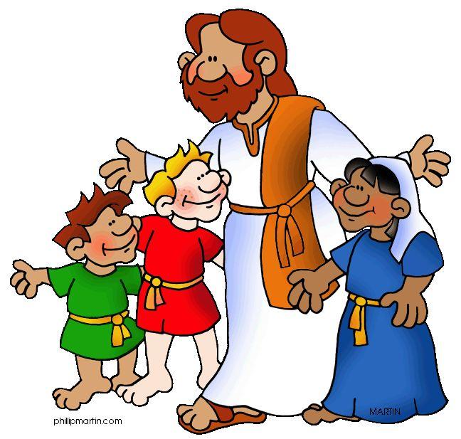 clipart jesus and zacchaeus - photo #44