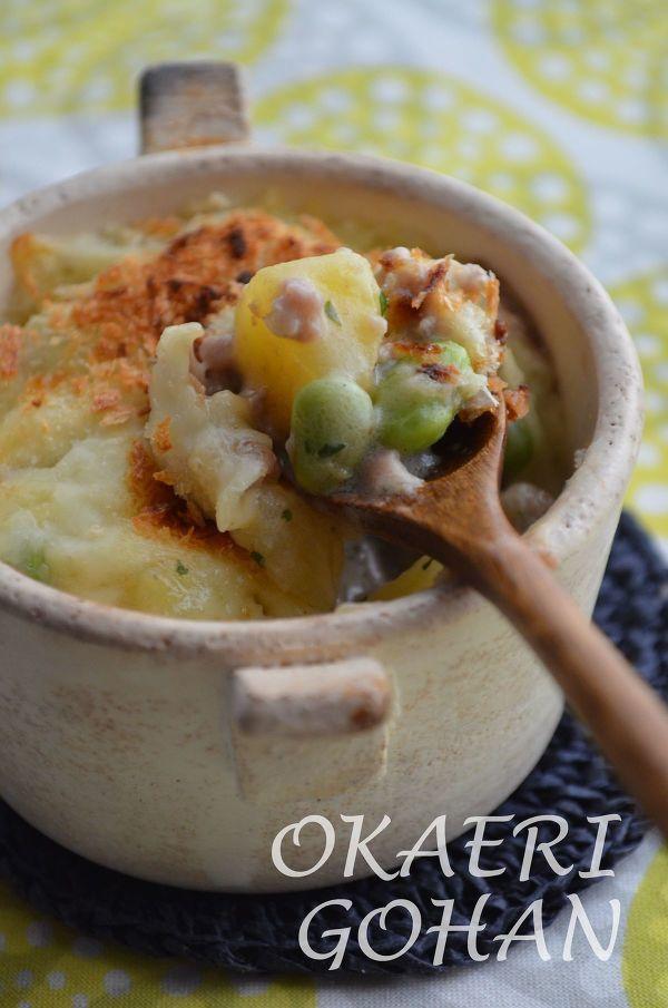 とろ~りクリーミーなグラタンで温ったまろっ♪グラタンレシピ7選 - macaroni