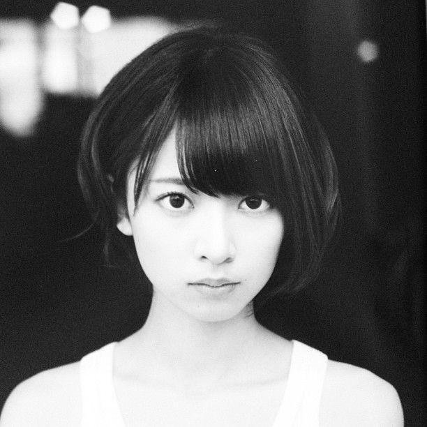 love her hair! / via @satsuki shibuya