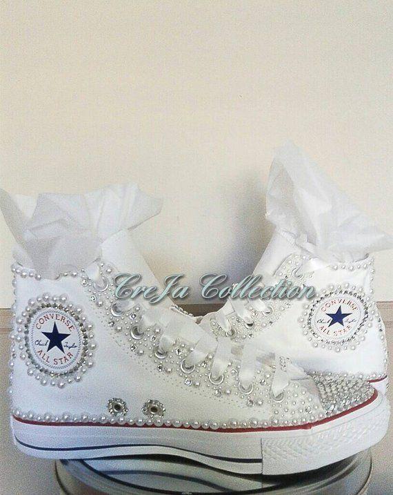 Bridal Converse ef19ad761