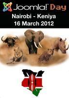 The first ever Joomla! Day Kenya will be held at NaiLab Nairobi  Bishop Magua Centre, 4th Floor Ngong Road . Dates: Friday 16 March 2012 09h00 till 17h00.