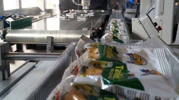EMME.A - Impianto Robotizzato Inscatolamento Automatico Altissima Velocità