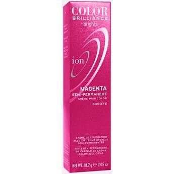 Ion Color Brilliance Semi-Permanent Brights Hair Color red