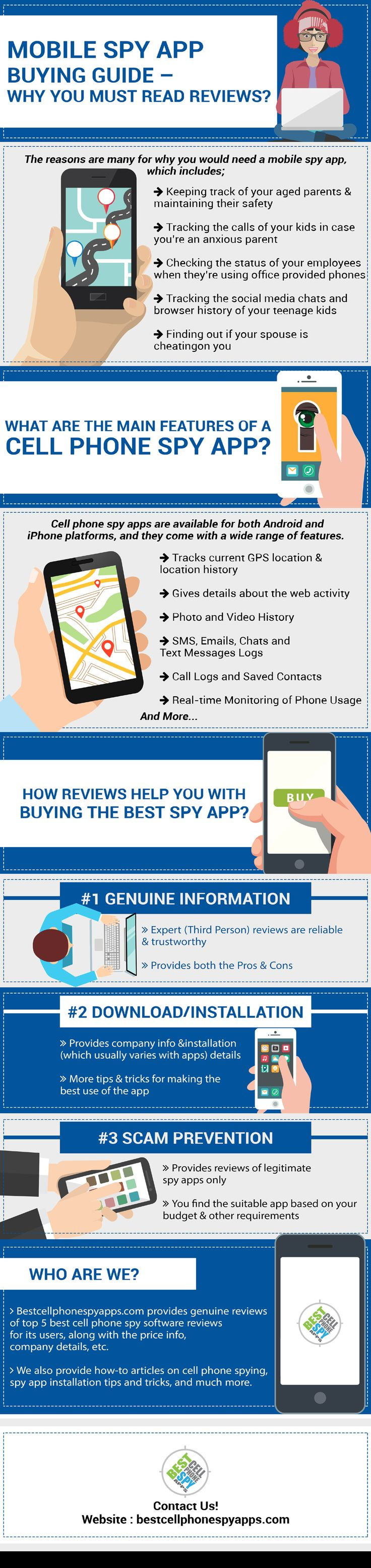 scams review cell phone spyware