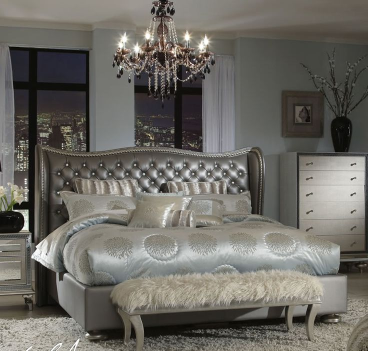 hollywood swank bedding michael amini new at andrews furniture