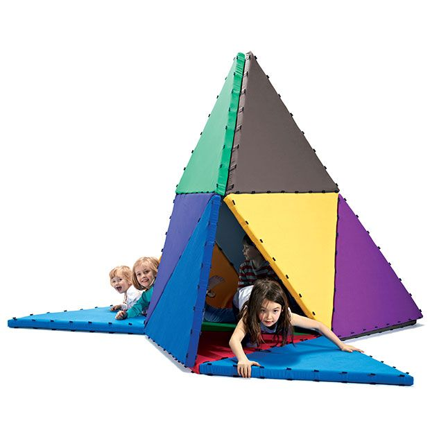 Modulair TUKLUK om je eigen hutten mee te bouwen.