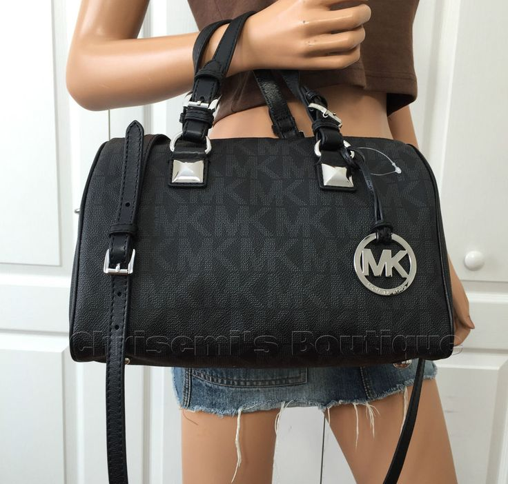 Michael Kors Striped Tote Bag - $278