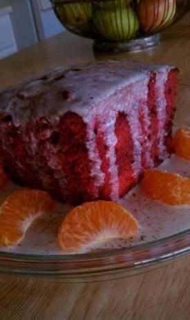 Grandma Norns Unbelievable Blackberry Cake. Photo by Not Linda