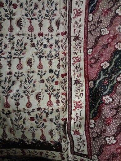 Batik gentongan madura east java.