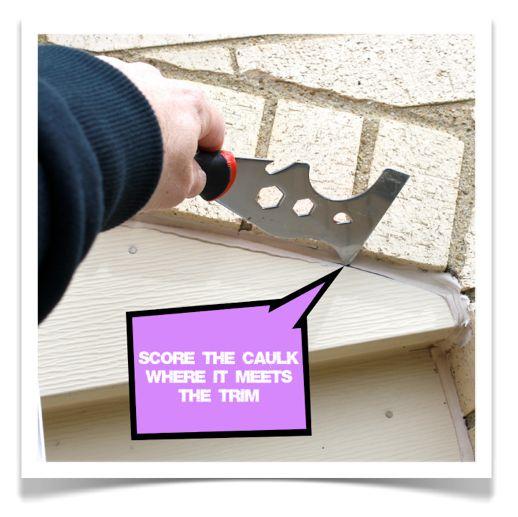 How to Remove Silicone Caulk with Lift Off Caulk & Foam Sealant Remover
