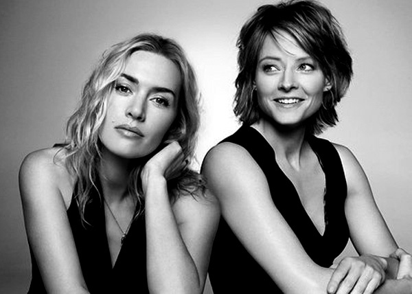 Kate Winslet and Jodie Foster