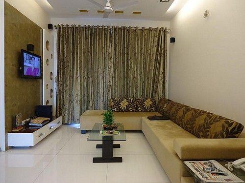 Living Room Designs By Interior Decorators Designers Delhi Spacious Yet Elegant