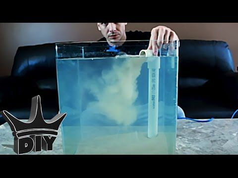 how to make a wall aquarium