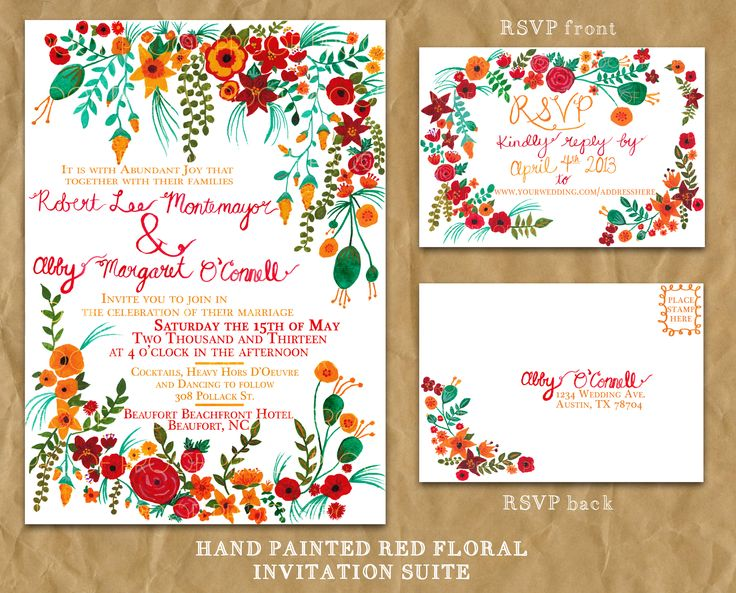 Garden Wedding Invitations: Best 25+ Garden Wedding Invitations Ideas On Pinterest