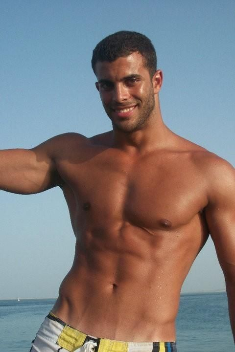 nude muscle men egypt