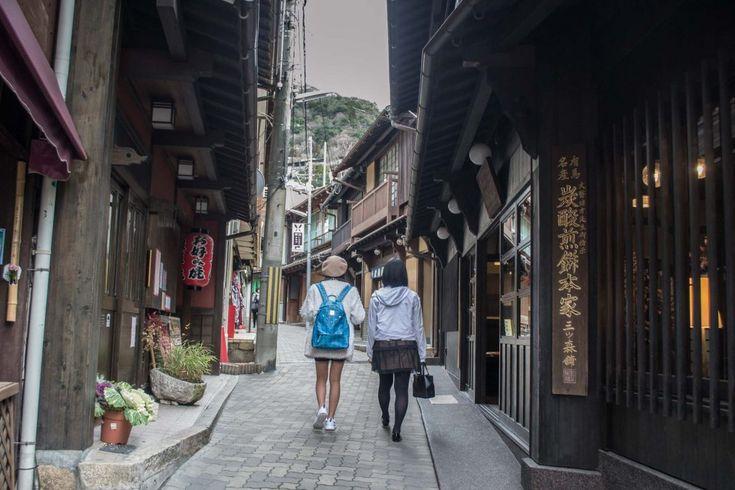 Arima Onsen Japon – Découvrez cette magnifique ville onsen près de Kobe