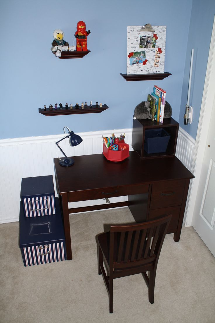 Pottery Barn Kids Study Space Challenge: Our New A+ Study Space!