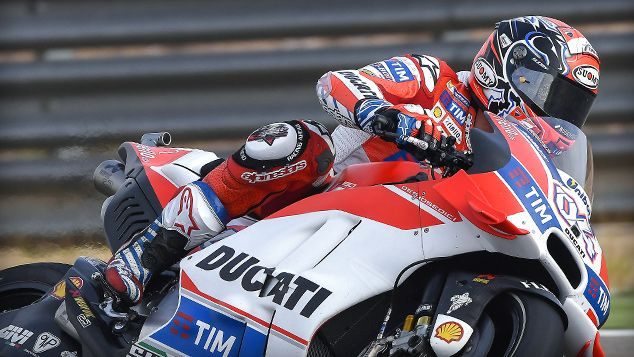 Ducati gears up for a busy weekend on track