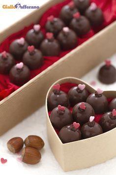 Una delizia per il palato e una gioia per gli occhi, i #cioccolatini con un…