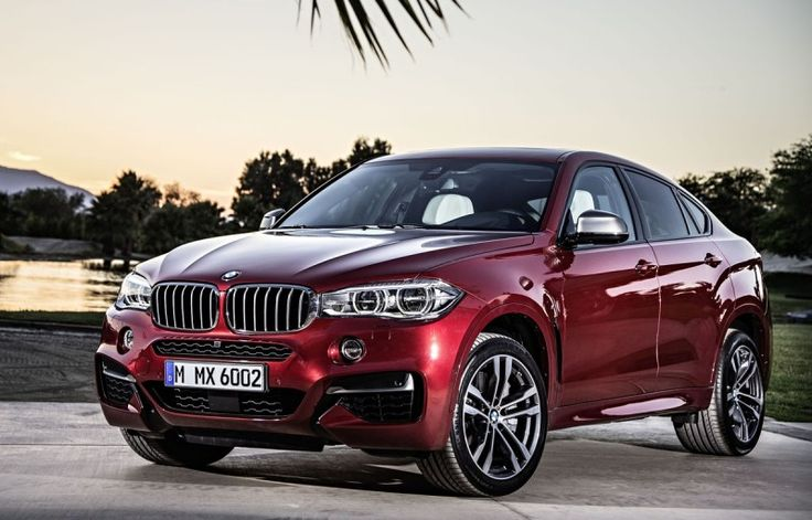 Nouveau BMW X6 : il a tout pour plaire