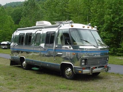 1979 Airstream Motorhome 24 Exhibit A | Photos Archives | ViewRVs.com