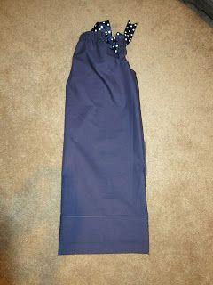 Sherbert Cafe: Pillowcase Romper Tutorial... or Dress!