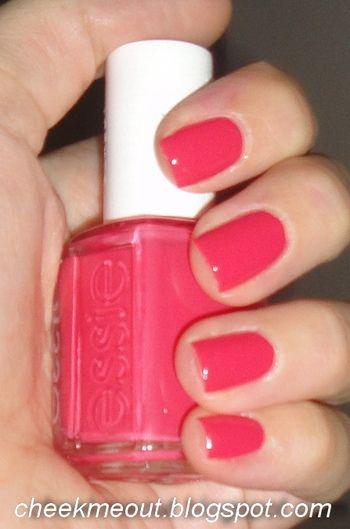 """Essie """"Peach Daiquiri"""" NEED for summer"""