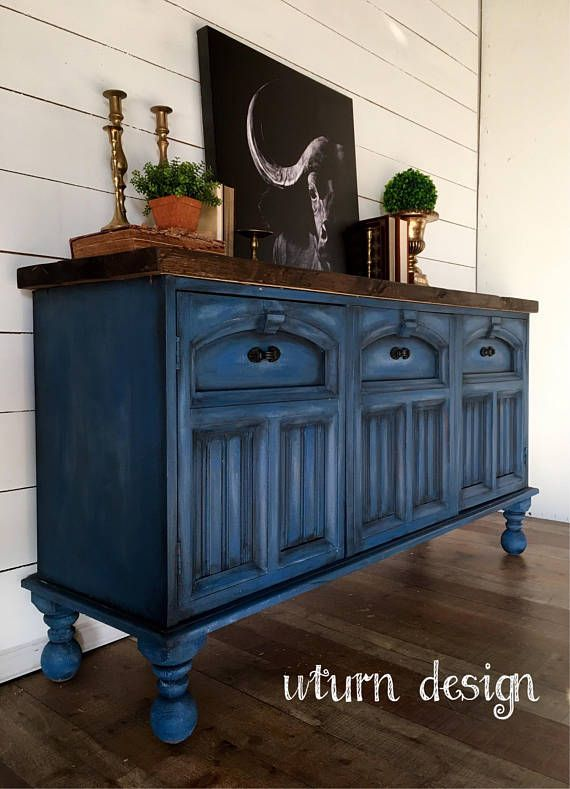Grenen Tv Kast White Wash.Sold Blue Painted Buffet Farmhouse Sideboard Painted Tv Painted