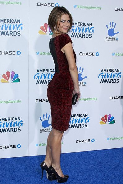 Maria Menounos Photos: 2nd Annual American Giving Awards Presented By Chase - Arrivals