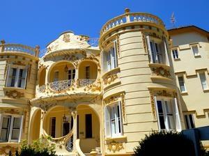 Palacete Peñalba. Castropol