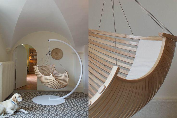 concept suspendu home pinterest. Black Bedroom Furniture Sets. Home Design Ideas