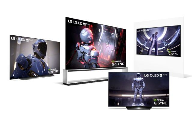 Lg And Samsung Tvs At Ces Bezel Free Smaller Oleds And More