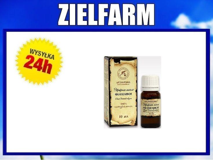 AROMATIKA Olejek z Kopru Zwyczajnego 100% 10 ml