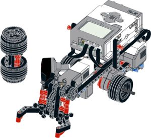 ev3 5 minute bot instructions